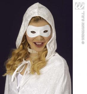 Maske weiß venezianische Augen-Maske, Engel Maske zum Anmalen Damen