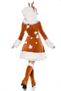 3 tlg.Rehkitz Reh Kostüm Bambi - Vorschau 2