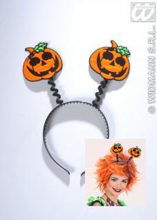 Haarreif * KÜRBIS Halloween, Erwachsene u. KInder 5323