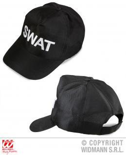 SWAT Cap Mütze Polizei FBI Größenverstellbar Erwachsene