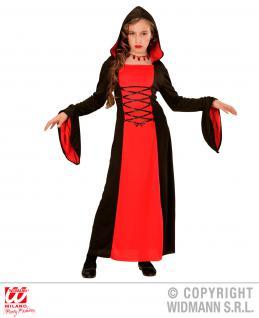 Vampir Kostüm Kinder Mädchen - Vorschau 2