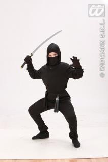 Ninja Kostüm, Ninjakostüm Samurai, Kinder, gute Qualität ---158