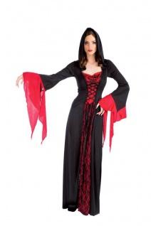 Vampir Kostüm Damen Gräfin ---36