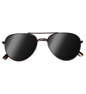 Polizei Cop, Piloten Brille, verspiegelt, Sonnenbrille UV Schutz
