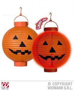 LED Halloween Laterne Lampion Deko KÜRBIS Halloween