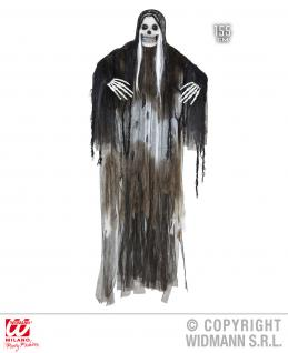 Deko Figur Tod, Skelett Bräutigam zum Hängen 155 cm Halloween 1375