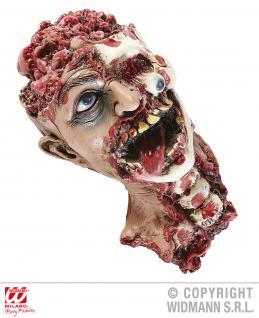 Blutiger Torso Kopf mit Hals Gliedmaßen Deko Horror Halloween
