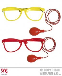 XXL Spaßbrille ---ROT