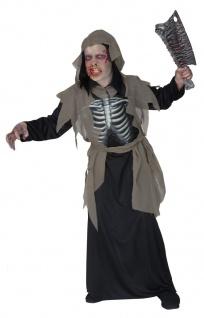 ZOMBIE Kostüm, Kinder, Halloween, ---Gr. 128