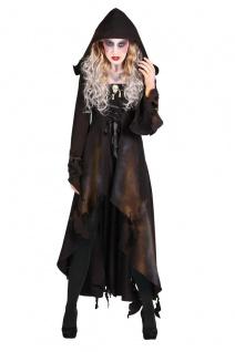 Halloween Kostüm m. Kapuze ---L