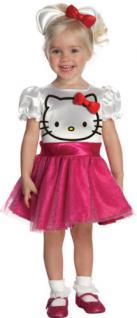 Hello Kitty Kostüm Mädchen - Vorschau 2