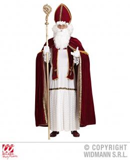 Weihnachtsmann, Bischof, Santa Claus Komplett *edle Ausführung 1550