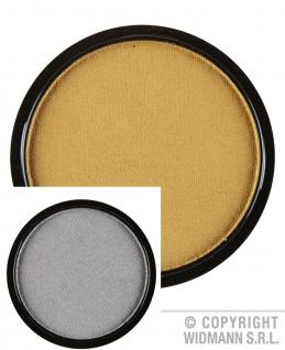 Wasser Aqua Schimmer Make up, Schminke 15 g ---- gold