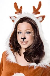 3 tlg.Rehkitz Reh Kostüm Bambi - Vorschau 3