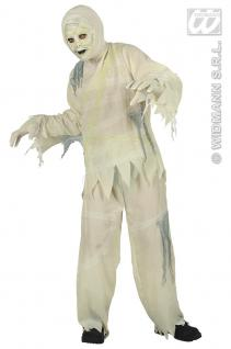 MUMIE, Monster mit Maske, Kinder, 146-158 , Halloween 7296