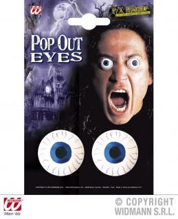 Effekte: hervorstehende Augen, popout Eyes Grusel, Halloween - Vorschau 1