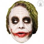 The Joker Maske 2D Gesichtsmaske Maske Card Kino Halloween Theater Party