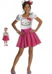 Hello Kitty Kostüm Mädchen ---Gr. 104