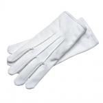 Handschuhe weiss Damen Herren Kinder ---10=XS