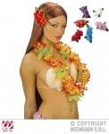 Hawaii Blume Haarspange, Hibiskus ---weiß