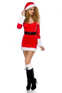 Weihnachtskostüm Kleid