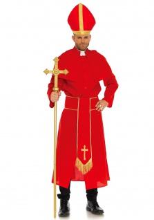 3 tlg. Bischof Kardinal Priester Herren