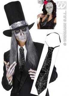 Krawatte, Spinnweben Damen, Herren
