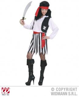 Piraten Kostüm, Piratin