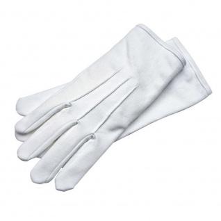 Handschuhe weiss Damen Herren Kinder