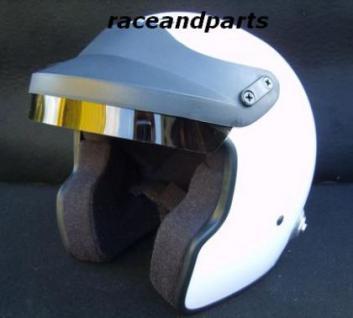 Motorsporthelm Rennsporthelm HANS-Clip FIA 8859-2015 SA2015 Helm Rallye Rennsport