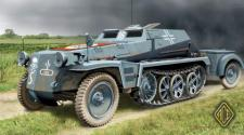 Sd.Kfz.252 armoured munitions carrier