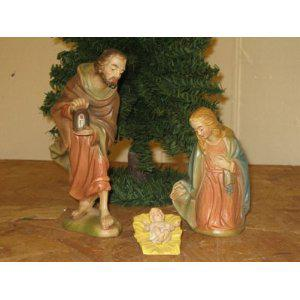 Heilige Familie, Berkalith, 18 cm hoch