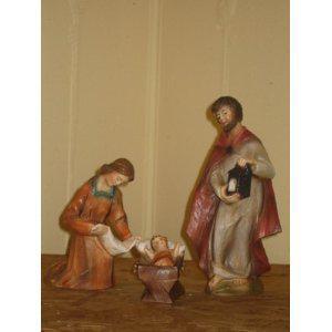 Heilige Familie, Berkalith, 24 cm hoch