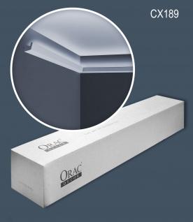 Orac Decor CX189-box 1 Karton SET mit 20 Eckleisten Zierleisten 40 m