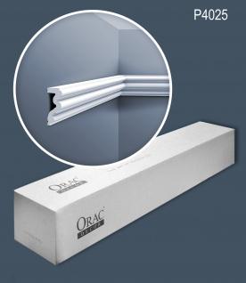 Orac Decor P4025-box 1 Karton SET mit 16 Wand- und Friesleisten Zierleisten | 32 m