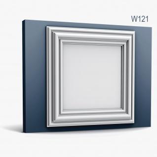 3D Wandpaneel Orac Decor W121 LUXXUS AUTOIRE Wandpaneel Zierelement Zeitloses Klassisches Design weiß 0, 25 m2