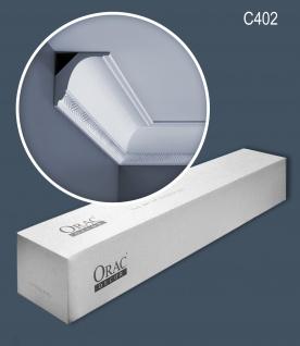 Orac Decor C402 LUXXUS 1 Karton SET mit 18 Stuckleisten | 36 m