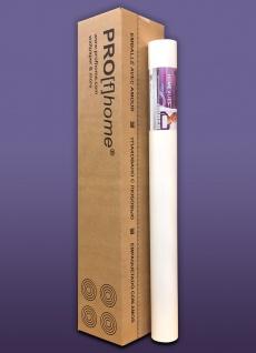 Renoviervlies Profhome 120 g HomeVlies Malervlies Anstrichvlies Objektvlies glatt überstreichbar weiß | 1 Karton 4 Rollen 100 m2