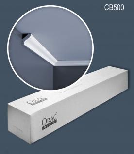 Orac Decor CB500 BASIXX 1 Karton SET mit 10 Stuckleisten Eckleisten 20 m