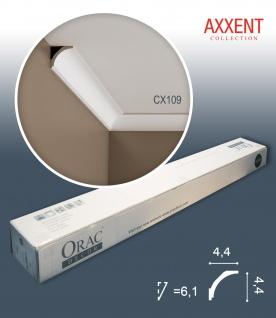Orac Decor CX109 AXXENT 1 Karton SET mit 51 Stuckleisten | 102 m