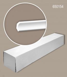 Profhome 650154 1 Karton SET mit 28 Eckleisten Zierleisten Stuckleisten | 56 m