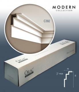 Orac Decor C392 MODERN 1 Karton SET mit 10 Eckleisten Zierleisten | 20 m