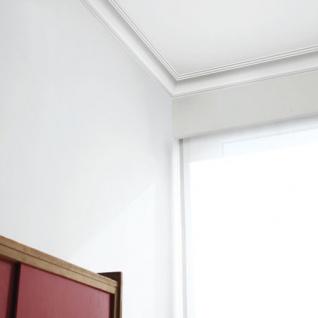 Eckleiste Stuck Orac Decor CB511 BASIXX Stuckleiste Zierleiste Stuckprofil Stuck Dekor Wand Decken Leiste 2 Meter - Vorschau 3