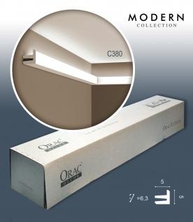 Orac Decor C380 MODERN 1 Karton SET mit 11 Eckleisten Zierleisten | 22 m
