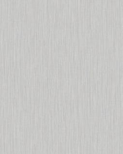 Struktur Tapete Profhome VD219134-DI heißgeprägte Vliestapete geprägt mit Struktur schimmernd grau platin 5, 33 m2