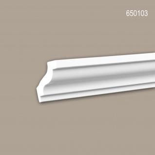 Profhome 650103 1 Karton SET mit 16 Eckleisten Zierleisten Stuckleisten | 32 m - Vorschau 2