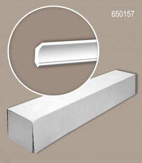 Profhome 650157 1 Karton SET mit 20 Eckleisten Zierleisten Stuckleisten | 40 m