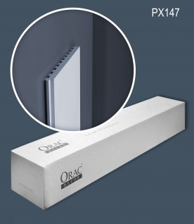 Orac Decor PX147 AXXENT 1 Karton SET mit 10 Eckleisten Stuckleisten 20 m