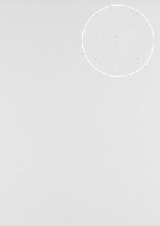 Grafik Tapete Atlas PRI-5049-1 Vliestapete glatt mit Paisley Muster schimmernd weiß perl-weiß rein-weiß silber-grau 5, 33 m2