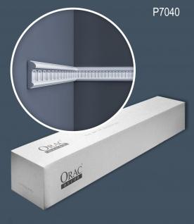 Orac Decor P7040 LUXXUS 1 Karton SET mit 14 Wandleisten Zierleisten | 28 m - Vorschau 1